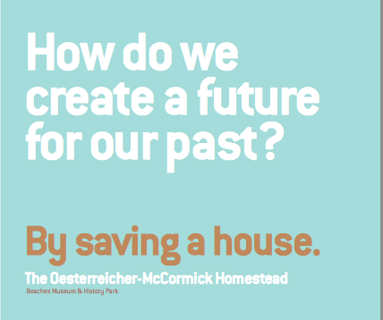 Save The Old Cracker House Campaign